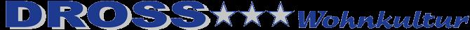 dross wohnkultur logo